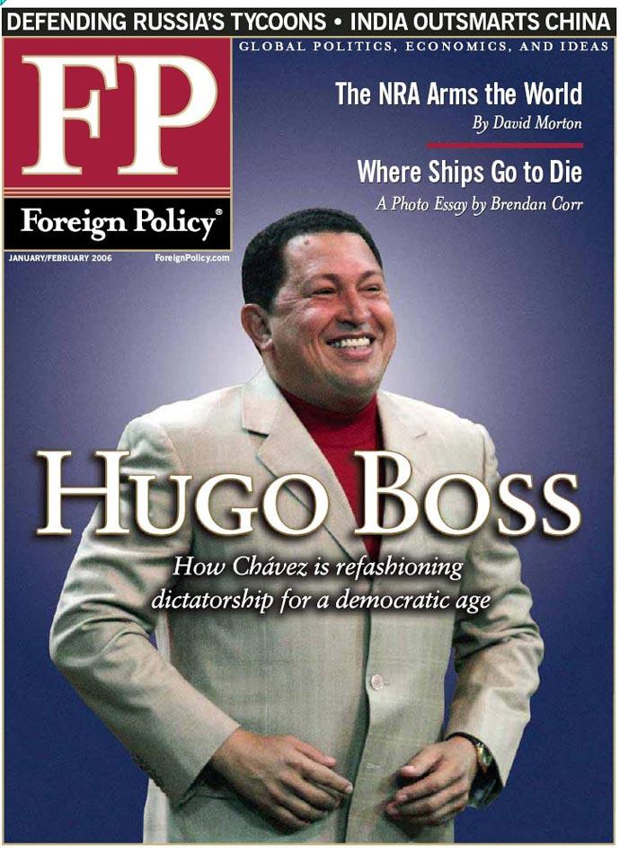 hugo chvez essay